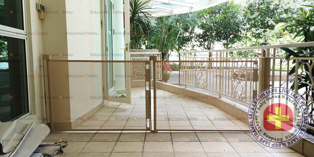 Gates for Gap Wider than 180cm